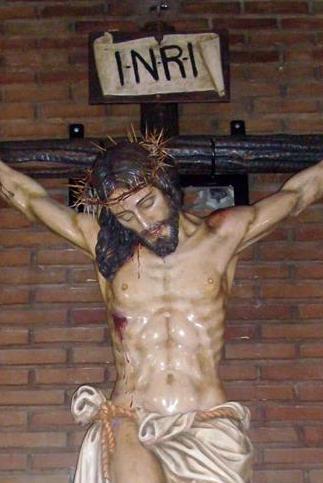 Sant�simo Cristo de la Sagrada Lanzada