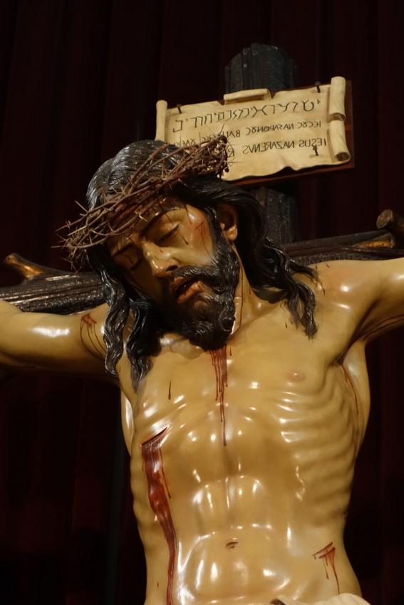 Cristo de la Vera + Cruz