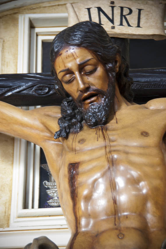 Sant�simo Cristo de la Buena Muerte